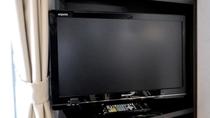 【客室共通】テレビ