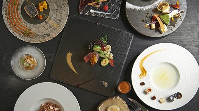 【スタンダード】【オーベルジュ旅】旅するディナーと料理に合わせたペアリングのマリアージュ/夕・朝付