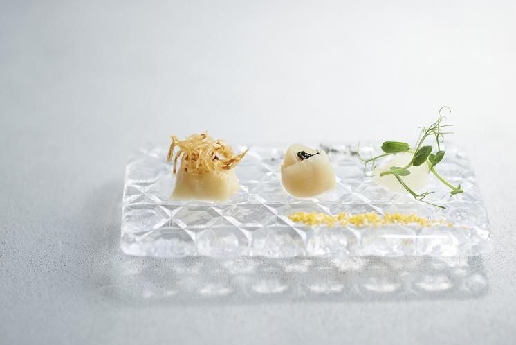【Dinner】2021 Spring Menu 新玉葱