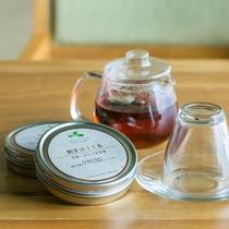 アメニティ/片木古香園のお茶