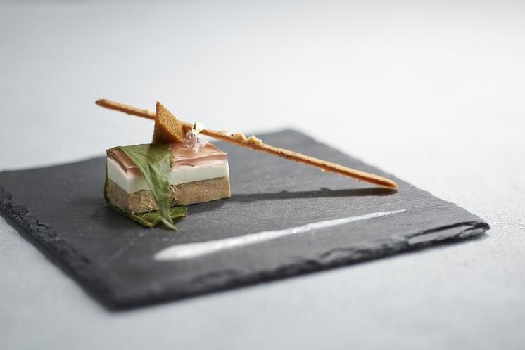 【Dinner】2021 Spring Menu 甘酒 フォアグラ 桜