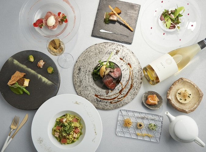 【Dinner】2021 Spring Course 恵り