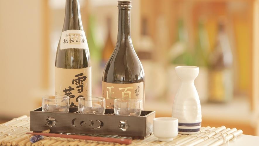 【地酒】美酒王国秋田のおすすめ日本酒を取りそろえております