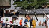 京都三大祭の一つ、時代祭