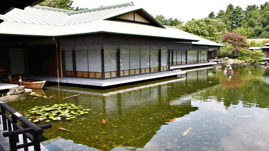 *京都迎賓館庭園