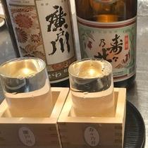 *【地酒を飲み比べ】天栄村にある2つの酒蔵《廣戸川酒造・寿々乃井酒造》