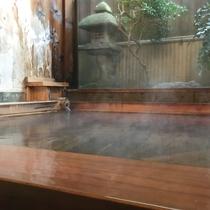 *【温泉(一例)】とくとくと流れつづける源泉掛け流し温泉