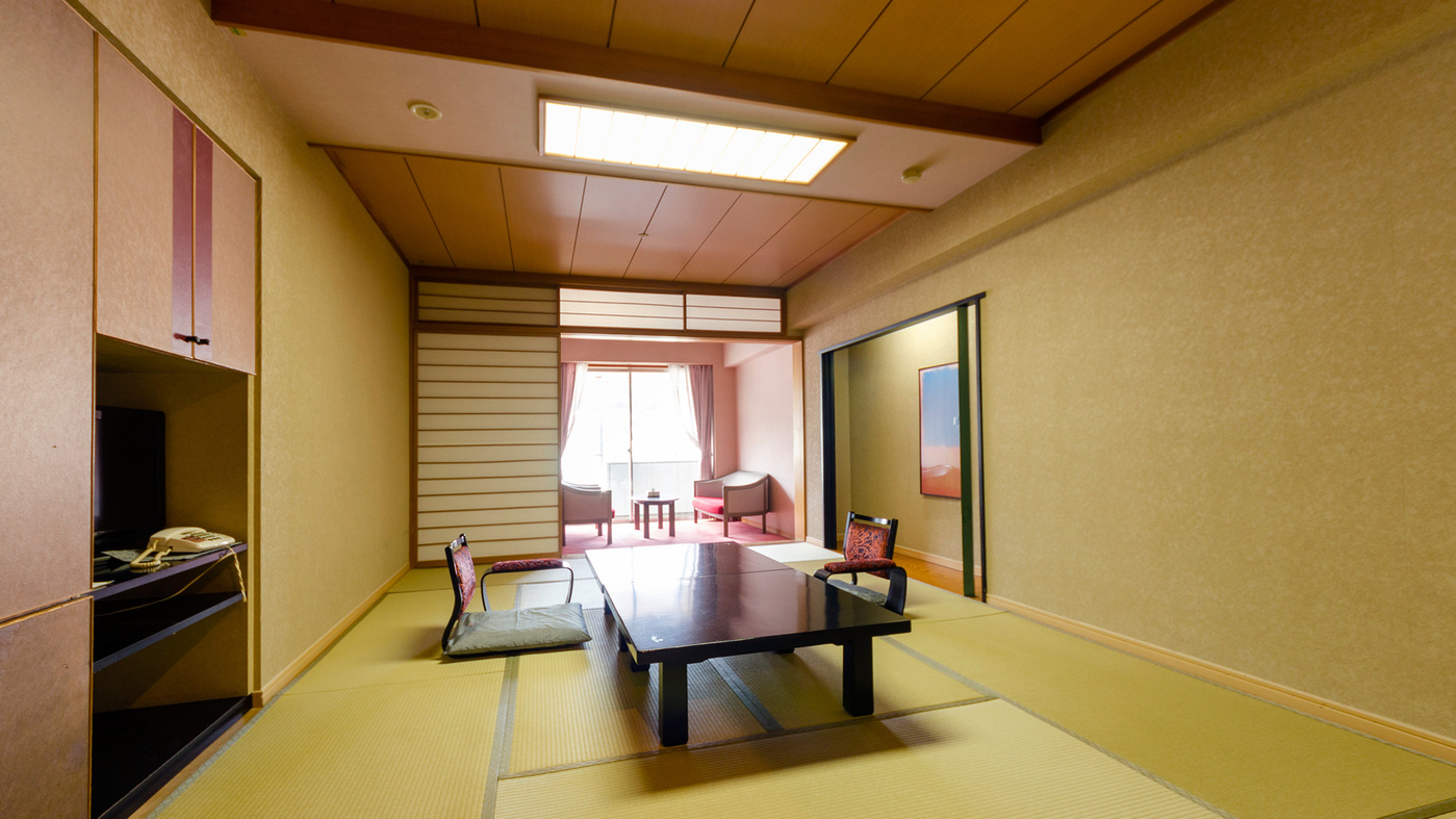 ◆グランシャトー館 和室10畳又は12畳(A)(Wi-Fi可)
