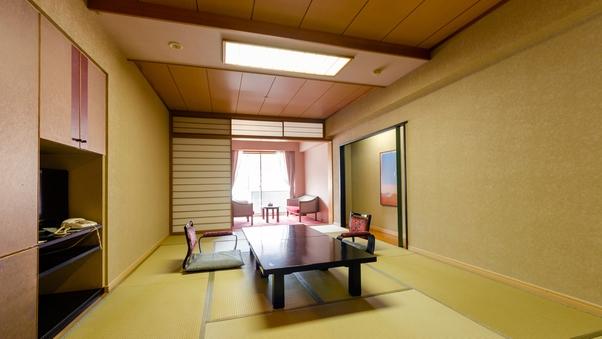 ■グランシャトー館 和室10畳又は12畳A(Wi-Fi可)