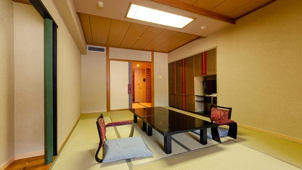 ■グランシャトー館 和室10畳〜12畳A(Wi-Fi可)禁煙