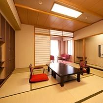 ■グランシャトー館和室12〜15畳(S)