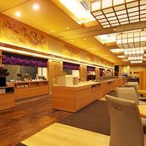◆2018年12月リニューアルオープン、バイキング会場「寿海殿」
