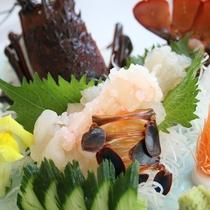 60種類の海鮮バイキング★夢★活き伊勢海老のお刺身