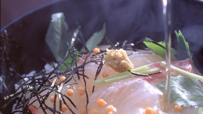 ◆【料理】≪活鯛舟盛懐石≫ 〜お目当ては〆の鯛茶漬け!ピチピチ朝獲れ活鯛の舟盛りを!◆