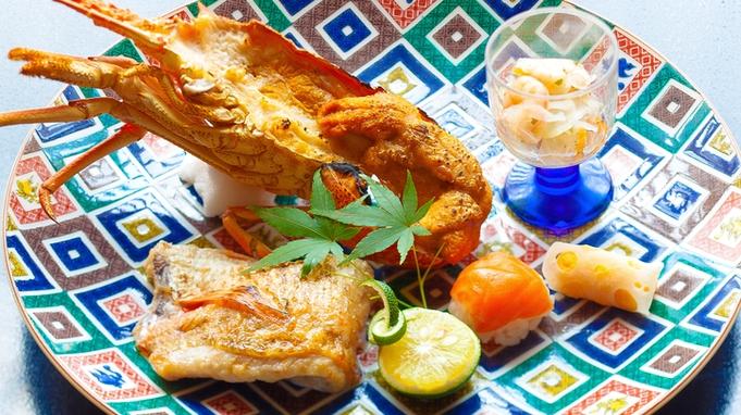 ◆【料理】≪金澤懐石≫〜日本海の人気の食材をふんだんに!〜のど黒・甘海老・鴨など金沢を堪能!◆
