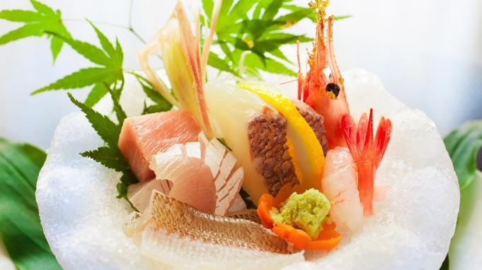 ◆【カニ】夏でも蟹!≪蟹せいろ蒸し懐石≫〜お一人一杯のカニをふわ〜っとせいろ蒸し◆