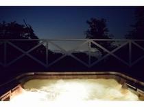 夏季限定!相模湾を一望する露天ジャグジー。