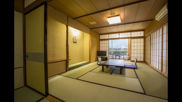【禁煙/本館】ゆったり街側客室<3F〜6F>.