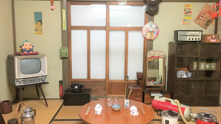 【海望周辺情報】和倉昭和博物館とおもちゃ館