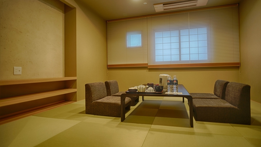 【白鵬殿】コンドミニアム風海側客室!カウンターキッチン付