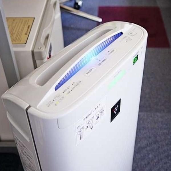 加湿器付き空気清浄機 快適にお過ごし頂けます