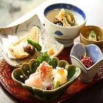蛍ご夕食(イメージです)