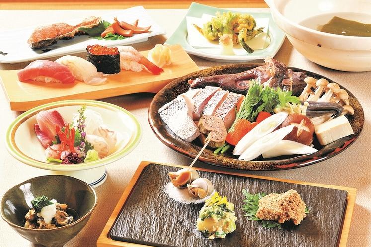 寿司懐石(画像はイメージです)