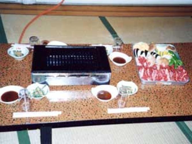 お食事例:焼肉