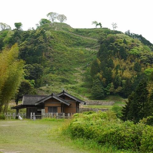 月山富田城跡①