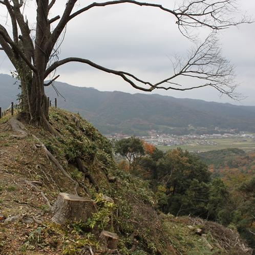 月山富田城跡④
