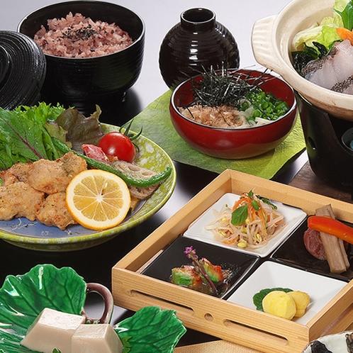 マクロビオティック食(一例)①