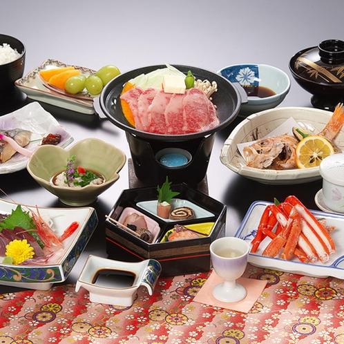 海鮮会席料理(一例)②