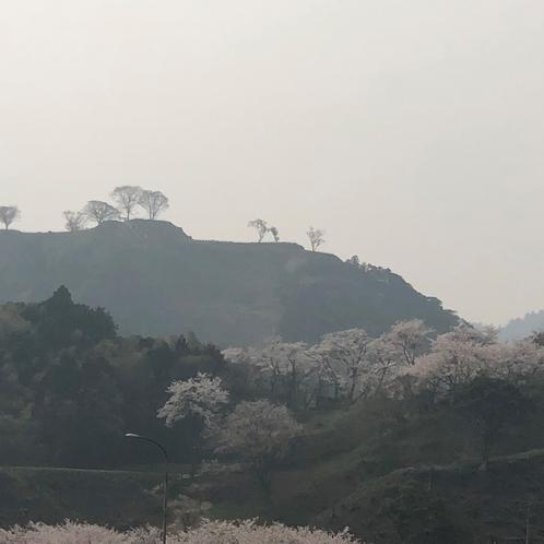 月山富田城跡②