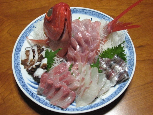 地魚料理プラン