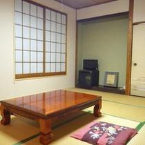 *【客室一例】畳のお部屋でのびのびと♪ファミリー・グループのお客様におすすめ!