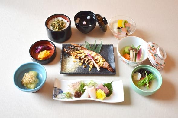秋の2食付プラン 「和食・洋食から選べるディナー」と「朝食」2食付(14時アウト)