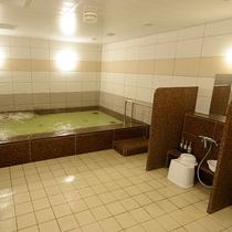 【3階大浴場】手足を伸ばしてゆっくり寛げます!