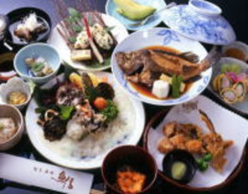 【旅サラダ放映記念!期間限定平日2千円割引中】ほっくり揚がった極上の美味しさ、オコゼの唐揚がプラス!