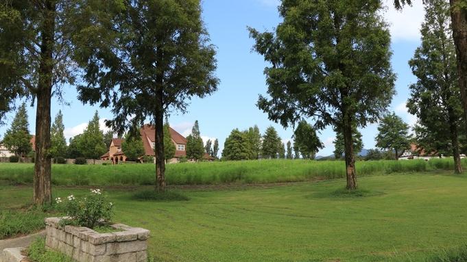 【体験型農業公園】『ブルーメの丘』入園券&ランチバイキング付 /朝食付