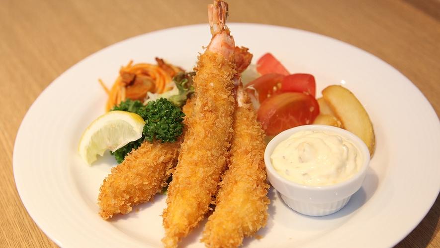 【ランチ/ディナー】海鮮フライプレート