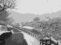 雪のふれあい公園