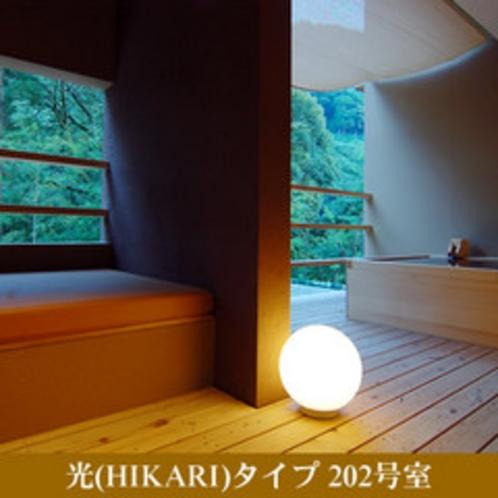 光(HIKARI)タイプ 202号室