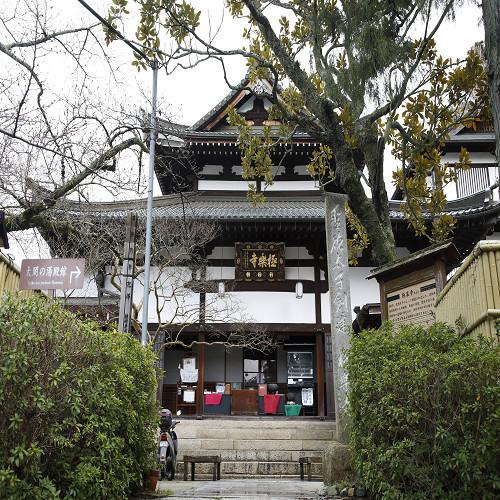 由緒あるお寺がたくさんあり見どころ豊富です。