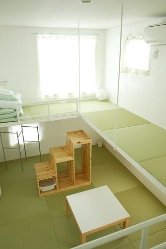 かけ(大)の部屋