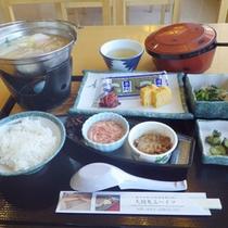 *【朝食一例】一日の始まりは、美味しい朝ごはんから!