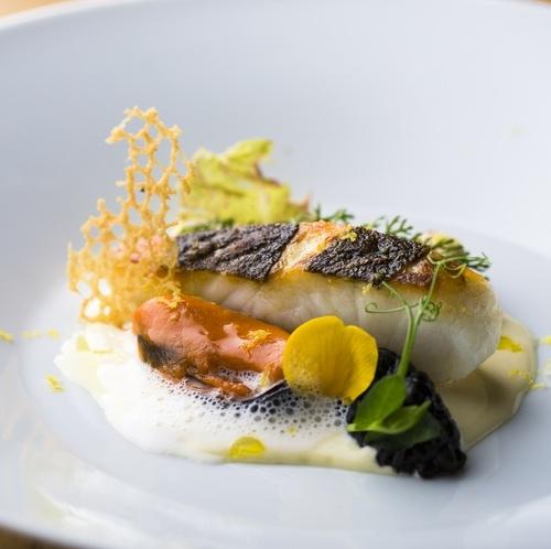 【冬夕食例】本日の魚料理