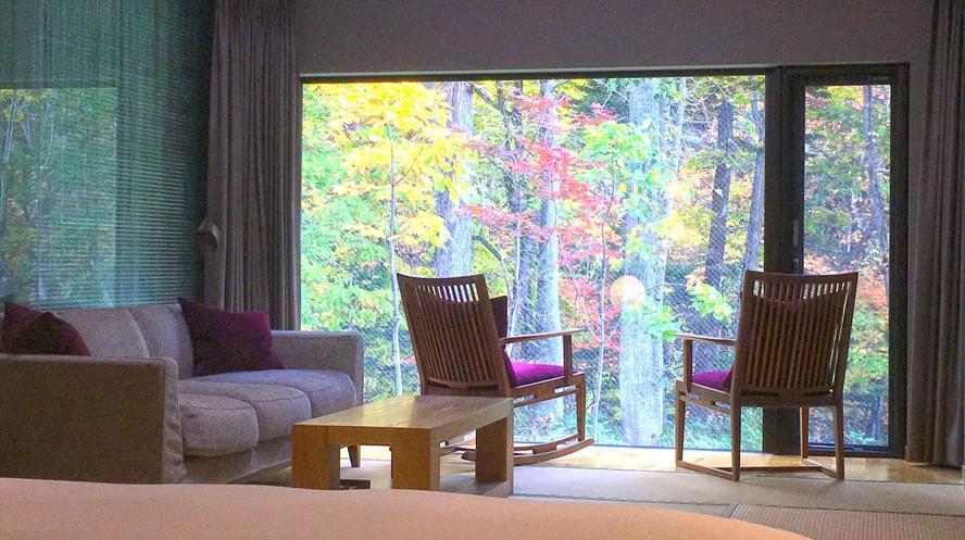 【紅】客室一例