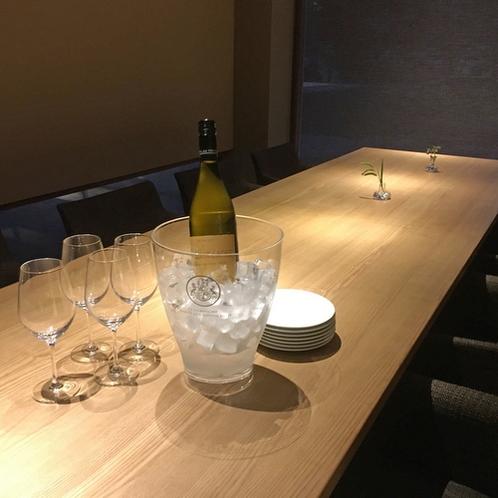 レストラン【個室】大切な記念日、お子様連れファミリーにおすすめ