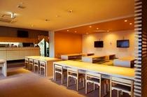 7階レストラン