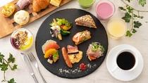 ■朝食■洋食を中心としたビュッフェスタイル
